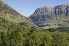 Glen Coe, Scotland, Royalty Free Stock Photos