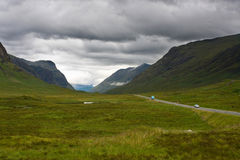 Glen Coe, Scotland Stock Photo