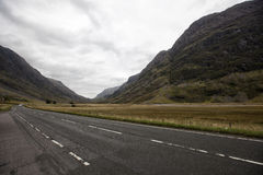 Glen Coe, Scotland Royalty Free Stock Image