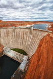 Glen Dam in Page, Arizona Stock Photos