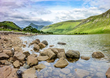 Glen Etive by Glencoe, Scotland Stock Images