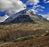 Glen Etive Stock Image