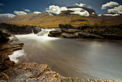 Glen Etive Stock Photo