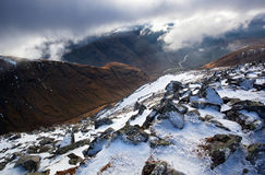 Glen Etive, Scottish Highlands Stock Photos