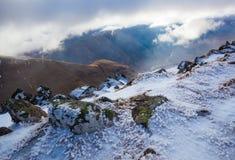 Glen Etive, Scottish Highlands Stock Photography