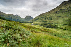 Glen Etive Royalty Free Stock Photography