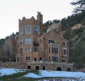 Glen Eyrie - Tudor Style Castle inglés en Colorado Springs, Colorado imágenes de archivo libres de regalías