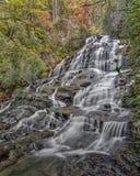 Glen Falls Arkivfoton