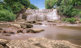 Glen Falls, Buffalo NY Royalty Free Stock Photos