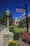 Glen Ferris Inn en la carretera escénica del rastro de Midland, ruta 60, WV fotos de archivo