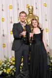 Glen Hansard, Marketa Irglova. Glen Hansard & Marketa Irglova at the 80th Annual Academy Awards at the Kodak Theatre, Hollywood, CA. February 24, 2008 Los Royalty Free Stock Image