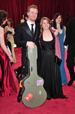 Glen Hansard, Marketa Irglova Royalty Free Stock Photos