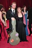 Glen Hansard, Marketa Irglova. Glen Hansard & Marketa Irglova at the 80th Annual Academy Awards at the Kodak Theatre, Hollywood, CA. February 24, 2008 Los Royalty Free Stock Photos