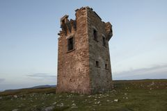 Glen head tower Stock Image