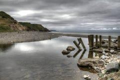 Glen Mooar Isle of Man στοκ εικόνες με δικαίωμα ελεύθερης χρήσης
