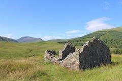Glen More, Insel von verrühren, Schottland stockfotografie