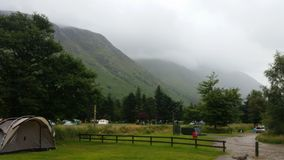 Glen Nevis Royalty Free Stock Images