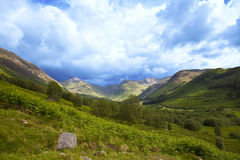 Glen Nevis Royalty Free Stock Photos