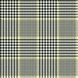 Scottish glen plaid pattern. Glen plaid. Glenurquhart check woollen fabric seamless pattern stock illustration