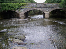 Glen River, co. Down Stock Photo