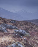 Glen Shiel Stockbilder