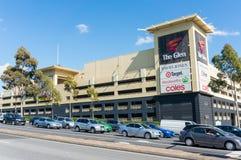 The Glen shopping centre in Glen Waverley in Melbourne Stock Images