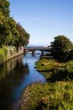 Glenarm Rzeka Fotografia Royalty Free