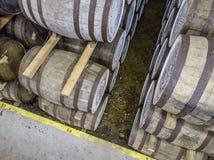 Glenbeg, Ardnamurchan - Schottland - 26. Mai 2017: Ardnamurchan-Brennerei produziert Whisky seit 2014 und wirklich Stockbild