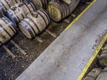 Glenbeg, Ardnamurchan - Schottland - 26. Mai 2017: Ardnamurchan-Brennerei produziert Whisky seit 2014 und wirklich Stockbilder