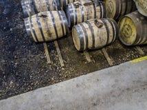 Glenbeg, Ardnamurchan - Schottland - 26. Mai 2017: Ardnamurchan-Brennerei produziert Whisky seit 2014 und wirklich Stockfotos