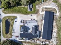Glenbeg, Ardnamurchan Schottland - 26. Mai 2017: Ardnamurchan-Brennerei produziert Whisky seit 2014 und wirklich Stockfoto