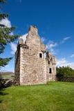 Glenbuchat slott, Aberdeenshire, Skottland Arkivbild