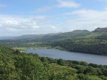 Glencar湖 库存图片