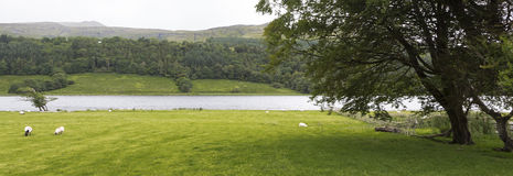 Glencar lough Stock Images