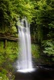 Glencar-Wasserfall stockbilder