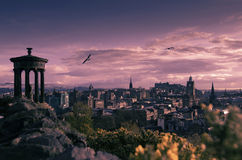 Edinburgh Royalty Free Stock Photos