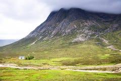 Glencoe,苏格兰 免版税库存图片