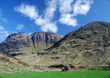 Glencoe. Stock Photos