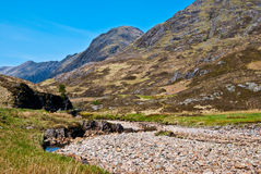 Glencoe Royalty Free Stock Photo