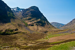 Glencoe Royalty Free Stock Photos