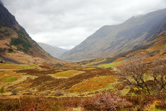 Glencoe. Stock Photography