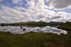 Glencoe fotografia stock libera da diritti