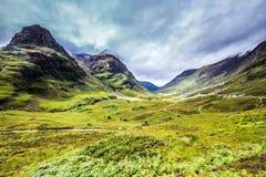 Glencoe Photos libres de droits