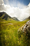 Glencoe Royalty Free Stock Image