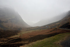 Glencoe Pass Stock Images