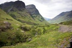 Glencoe, Schotland Royalty-vrije Stock Fotografie