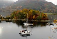 Glencoe, Schottland stockfotografie