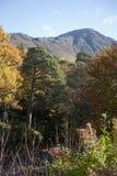glencoe scotland Royaltyfria Bilder