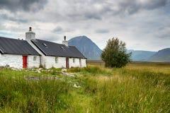 Glencoe in Scotland Stock Photos
