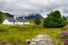 Glencoe in Scotland Royalty Free Stock Photos